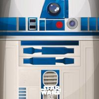 R2D2 Closeup - STAR WARS