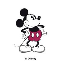 Mickey Mouse – Retro - Disney Mickey Mouse