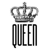 Queen Vintage - DeinDesign