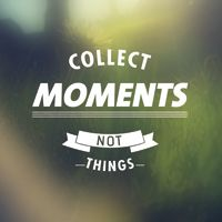 Collect Moments - VISUAL STATEMENTS